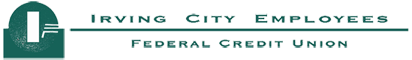 Irving City Employees Federal Credit Union Logo